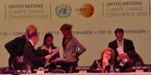 COP 15 President Connie Hedegaard